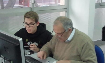 Non è mai troppo tardi – Lezioni di PC e Internet per Anziani