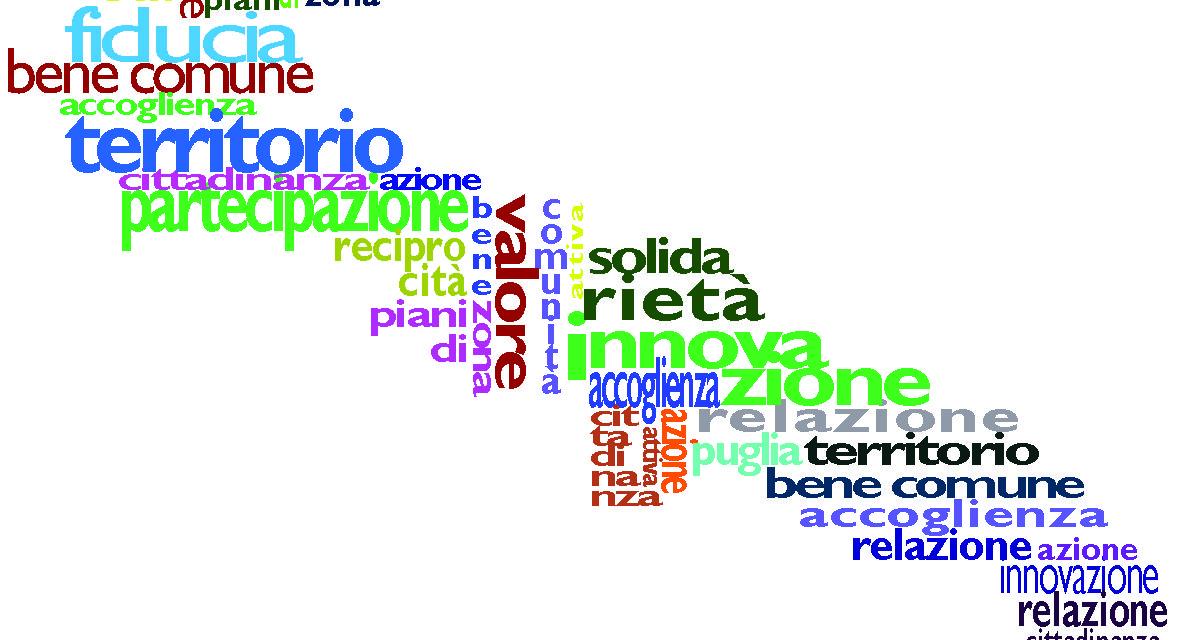 PugliaCapitaleSociale, avviata la valutazione