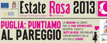 In Puglia l'Estate è Rosa