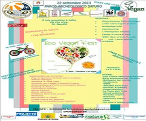 Bio Vegan Fest: giornata del Benessere Vegan