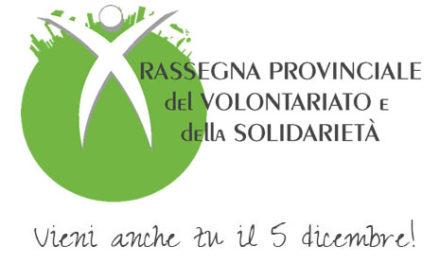 Con la X Rassegna del Volontariato e della Solidarietà a Taranto si celebra la Giornata internazionale del Volontariato