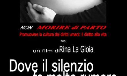 """Progetto di Cinema Civile: Proiezione del corto """"Dove il silenzio fa molto rumore"""""""