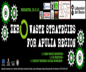Zero Waste Strategies for Apulia Region – Una strategia per sviluppare il settore green.