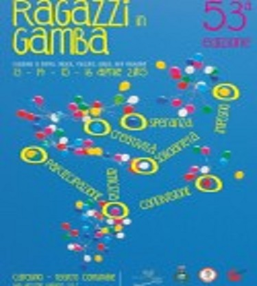 """Grande successo della manifestazione """"Ragazzi in Gamba 2015"""""""