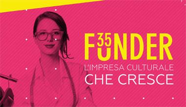 Funder35 – L'impresa culturale che cresce