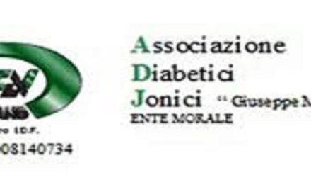 Pausa estiva per l'A.D.J. – Associazione Diabetici Jonici