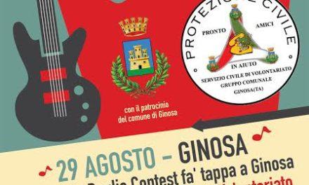 A Ginosa ritorna la IV Festa del Volontariato