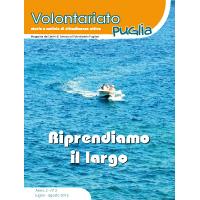 """Torna """"Volontariato Puglia"""", la rivista realizzata dai CSV della regione."""