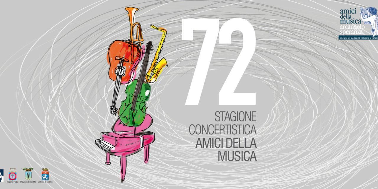 Amilcar Moret Gonzalez e Rossella Brescia e Igudesman & Joo, i prossimi spettacoli degli Amici della Musica