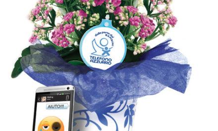 """""""Fiori d'Azzurro""""…coltiva il seme del rispetto. Riparte la campagna di sensibilizzazione contro il bullismo"""