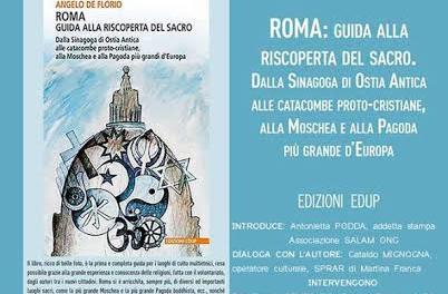 """""""Roma. Guida alla riscoperta del sacro"""" per un turismo multietnico itinerante"""