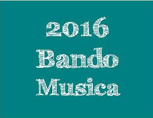 Bando Musica 2016 – Fondazione Puglia