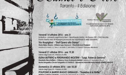 """Nuovo appuntamento con """"ArmoniE in Bianco e Nero"""" II edizione"""