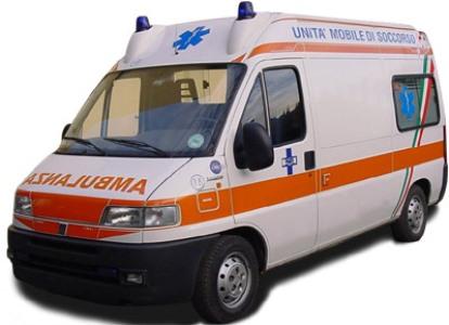 Contributi per ambulanze e beni strumentali per il 2016