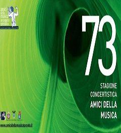 73ª Stagione Concertistica – Le Stagioni di Vivaldi e Piazzolla con gli Amici della Musica