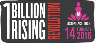 """One Billion Rising"" per dire NO alla violenza sulle donne"