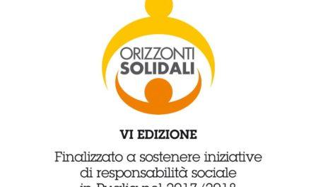 Orizzonti solidali  – VI Edizione