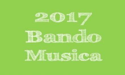 Bando Musica 2017