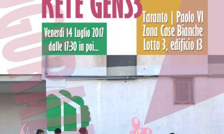 RETE GENS3 – Festa inaugurale della rete di volontariato di Paolo VI