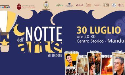 """""""Notte dell'Arte"""" – VII edizione"""