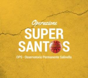 «Operazione Super Santos»…tutti insieme per ripulire spazi comuni del quartiere Salinella