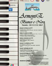 """Rassegna """"ArmoniE in Bianco e Nero"""", ultimo appuntamento"""