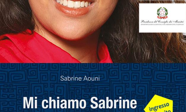 Sabrine, un'italiana di seconda generazione