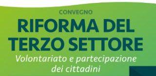 """Convegno a Lecce sulla  """"Riforma del Terzo Settore"""""""