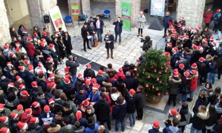 """""""I giovani al centro"""" per la crescita della comunità – Report dell'iniziativa del 18 dicembre"""