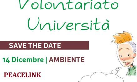 Sportello Volontariato – Università alla LUMSA: appuntamento con l'ambiente