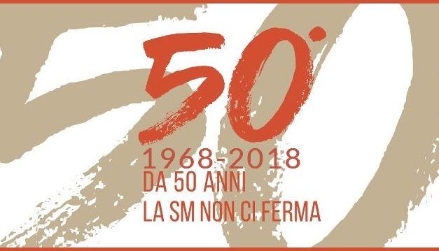 #SMuoviti e i 50 anni di AISM