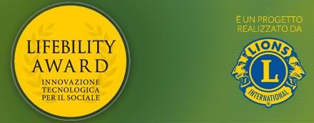 Lifebility Award 8° Edizione