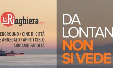 """""""Da lontano non si vede"""" – Scuola, volontariato, informazione al Teatro Orfeo di Taranto"""