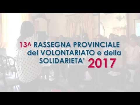 Rassegna provinciale del Volontariato e della Solidarietà 2017 CSV Taranto