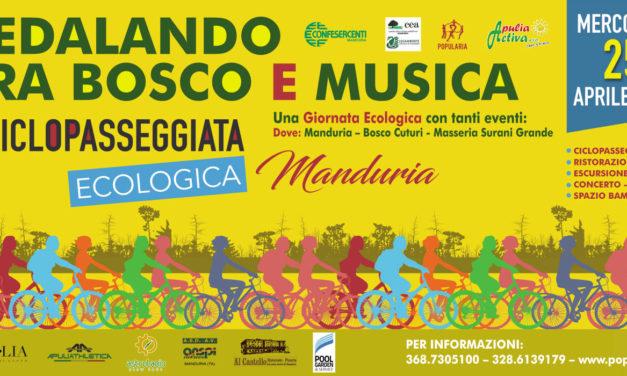 """A Manduria una """"giornata ecologica"""" per valorizzare il nostro territorio"""