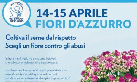 Fiori d'Azzurro…ferma la violenza con un fiore