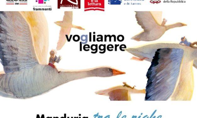 """""""Manduria tra le righe"""" – il Maggio dei libri 2018"""