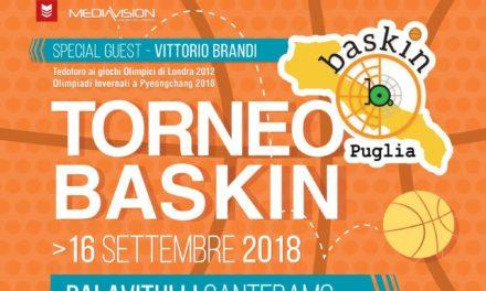 Torneo di Baskin a Santeramo