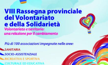 VIII rassegna provinciale del volontariato e della solidarietà