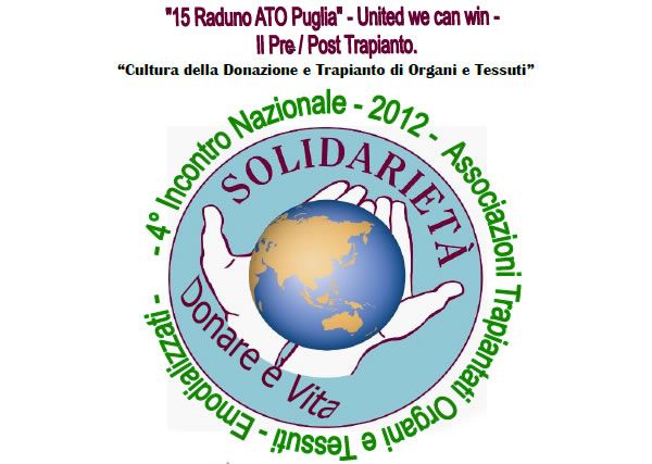 United we can win – 15° raduno A.T.O. PUGLIA