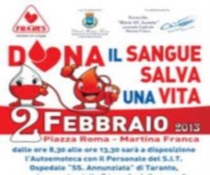 Giornata della donazione del sangue