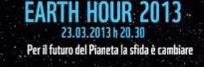 L'ora della Terra WWF