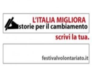 Raccontare le storie che cambiano l'Italia. Un concorso di scrittura per il volontariato.