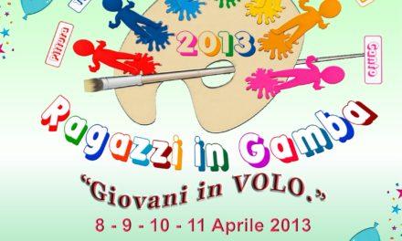 Ragazzi in Gamba 2013: pronti a calcare il palcoscenico del Teatro Comunale di Carosino
