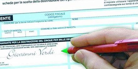 Pubblicati elenchi provvisori dei beneficiari 5 x mille