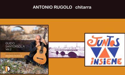 """Juntos"" Guitarra e Santòrsola  – Concerto Conferenza"