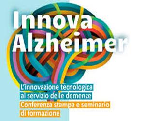 """Progetto """"Innova Alzheimer. L'innovazione tecnologica al servizio delle demenze."""""""