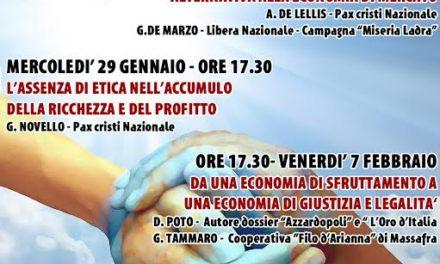 29° edizione di Incontri per la pace a cura di Libera e Pax Christi