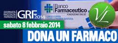Giornata Nazionale Raccolta del Farmaco 2014 – la Fondazione Vanni Longo in prima linea