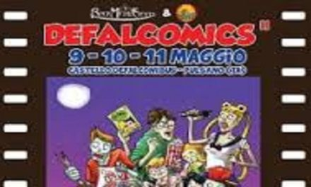 """Defalcomics"", la Fiera dedicata al fumetto"
